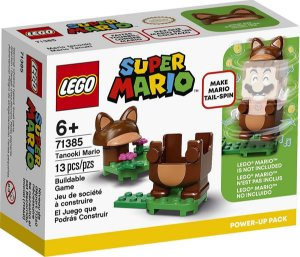 Lego Super Mario Pacote Power-up - Mario Tanuki 71385