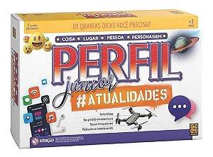Jogo Perfil Junior Atualidades 03836 - Grow
