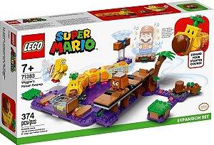 Lego Super Mario 71383 Pantano Venenoso De Wiggler Expansão