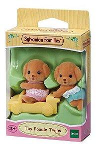 Sylvanian Families Gêmeos Poodle Toy 5425