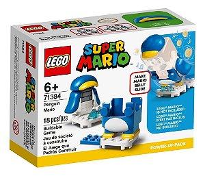 Lego Pacote Power Up Mario Pinguim - 71384 18 Peças