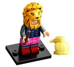 Lego Minifigures Harry Potter Serie 2 Luna Lovegood 71028