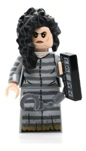 Lego Minifigure Harry Potter Serie 2 Bellatrix Lest 71028