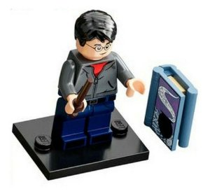 Lego Minifigures Harry Potter Serie 2 Harry Potter 71028