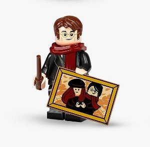 Lego Minifigures Harry Potter Serie 2 James Potter 71028