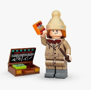 Lego Minifigures Harry Potter Serie 2 Fred Weasley 71028