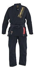 Kimono Jiu Jitsu Pretorian Classic Preto A3