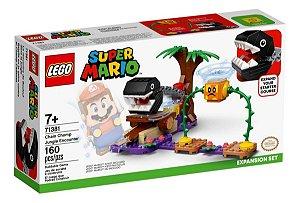 Lego Mario Confronto Na Selva  Chomp Chomp  Expansão  71381