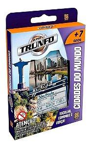 Super Trunfo Cidades Do Mundo  - Grow