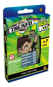 Super Trunfo Ben 10  - Grow