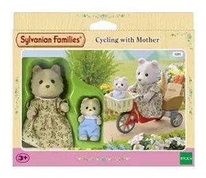 Sylvanian Families Passeio De Bicicleta Com Mamãe 4281 Epoch