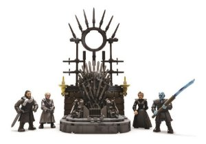 Trono De Ferro Game Of Thrones Mega Construx - Mattel Gkm68