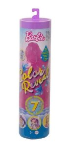 Boneca Barbie Color Reveal Brilhante Mattel Gwc55