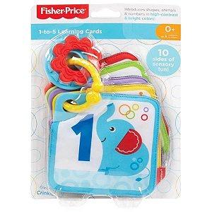 Cartas De Aprendizagem Fisher Price Mattel