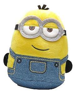 Pelúcia Com Som Kevin - Minions  14 Cm Mattel