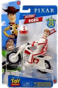 Boneco Articulado Toy Story 4 Duke Caboom Mattel Gdp65