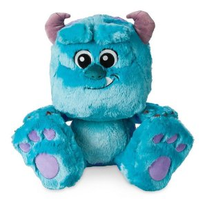 Pelúcia Disney Sulley Big Feet 30cm Fun