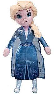 Pelúcia Disney Elsa Frozen II 30 Cm Fun