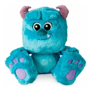 Pelúcia Disney Sulley Big Feet Monstros Sa 45cm Grande Fun