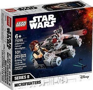 Lego Star Wars Microfighter Millennium Falcon 75295  -101 Pç