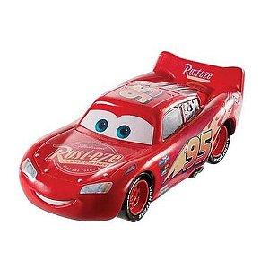 Veiculo Carros Disney Pixar  Relâmpago McQueen Vermelho