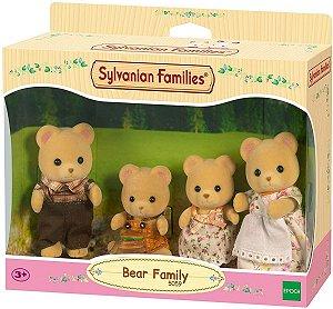 Família Dos Ursos Piers Sylvanian Families Epoch 5059