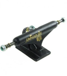 Truck Stronger Central Vazado 139mm - Preto