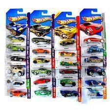 Carrinho Hot Wheels Básico (unidade) C4982 Mattel