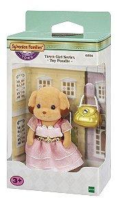 Sylvanian Families Town Grils Series Poodle Toy Epoch 6004