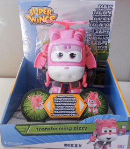 Super Wings Change Em Up Dizzy Fun 80064