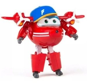 Super Wings Change Em Up Flip Fun 80064