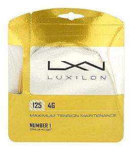 Corda Luxilon 4g 125 - 16l - Set Individual Wilson