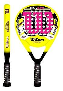 Raquete De Padel Wilson - Ws 8.20