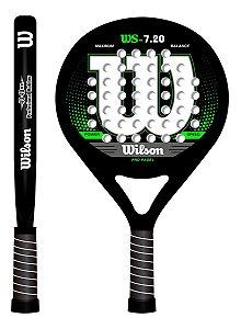 Raquete De Padel Wilson - Ws 7.20