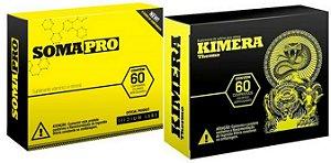 Combo Emagrecimento e Definição Iridium Labs - Kimera Thermo + Somapro