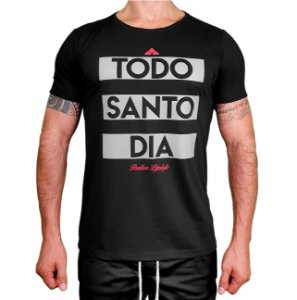 T-SHIRT SLIM FIT TSD LOGO TREE BOX BLACK