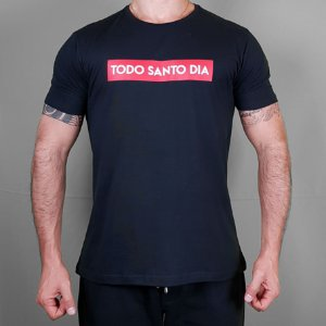 Camiseta TSD Never Give Up / Black