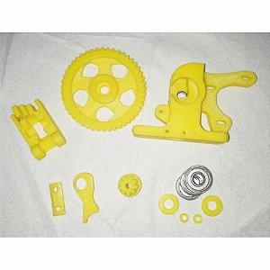 Kit Peças Plásticas Para Extrusor