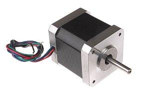 Kit 5 pcs - Motor Nema 17 - 4kgf