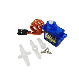 Micro Servo 9g - Ideal para usar no Nivelamento Automático (BAL)