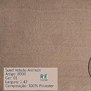 Tecido - Suede Animale para Tapeçaria