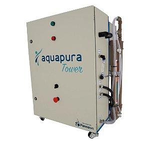 Ozônio - Aquapura Tower 10  - Tratamento para Caixas de Água - 10.000 L