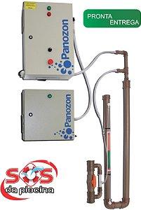Ozônio para Piscinas de Condomínio Até 200 M³ - Panozon - Standard