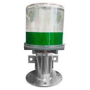 Sinalizador Solar Pisca-Pisca - SSL - WM-201 - Verde