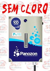 Ozonio - Panozon P+45 Fit - Para Piscinas de Fibra  Até 45.000 Litros