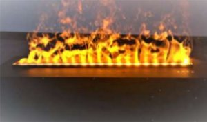 LAREIRA - DECORATIVO – 3D FLAMES