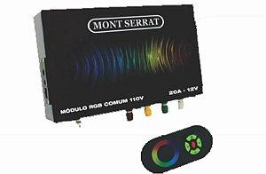 Módulo RGB Comum 110V 20A - Mont Serrat