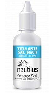 Reagente TItulante de Sal Nautilus