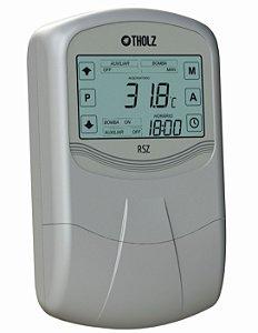 Controlador para Aquecimento Solar Piscina com Timer para Filtragem 127v