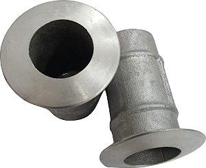Chumbador - Copo para Escada - Aluminio